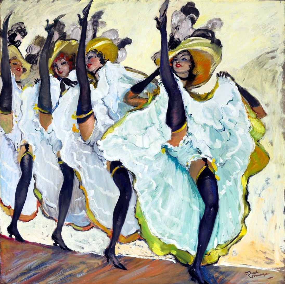 french cancan offenbach