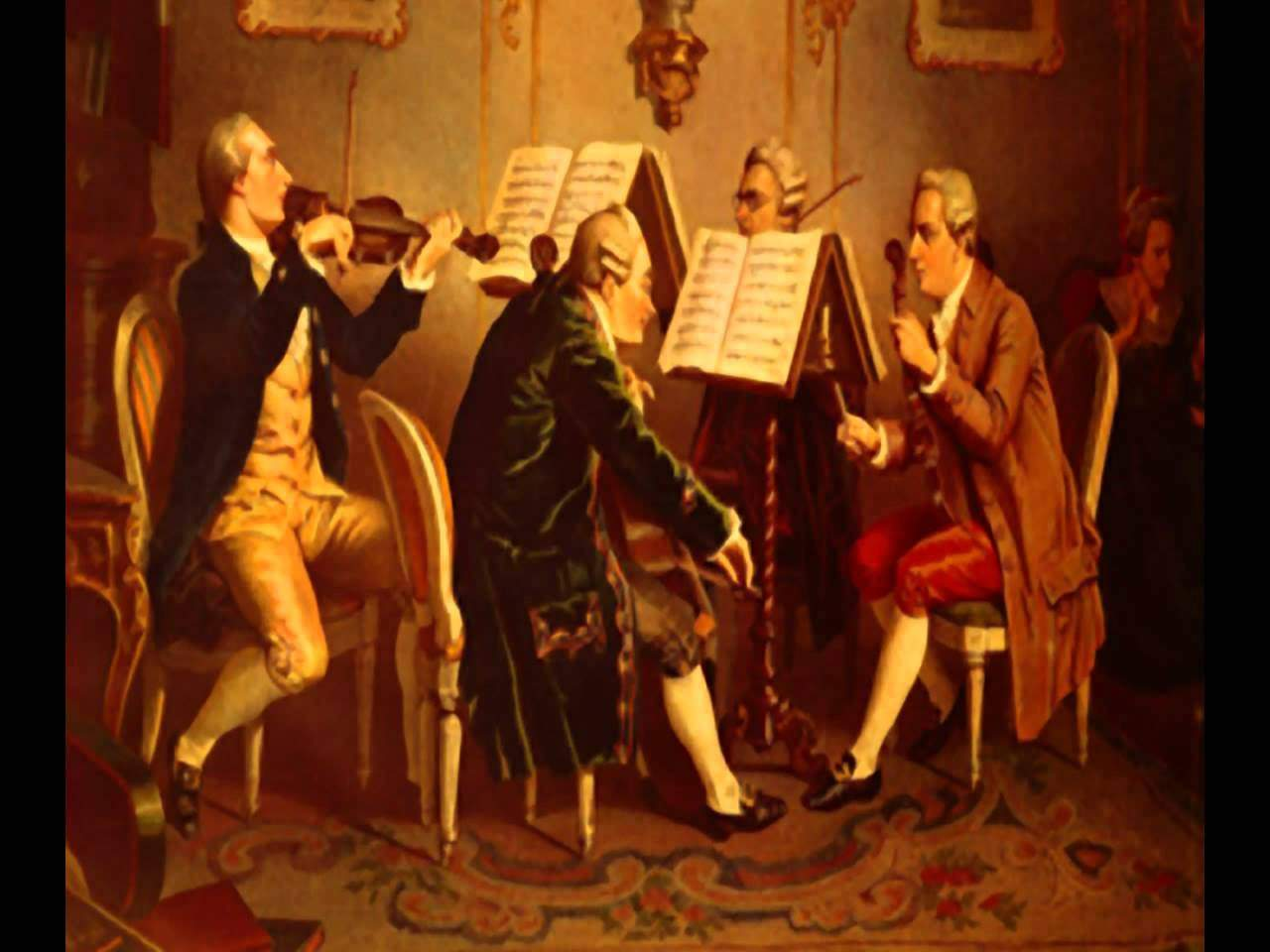 особое место в творчестве моцарта занимает
