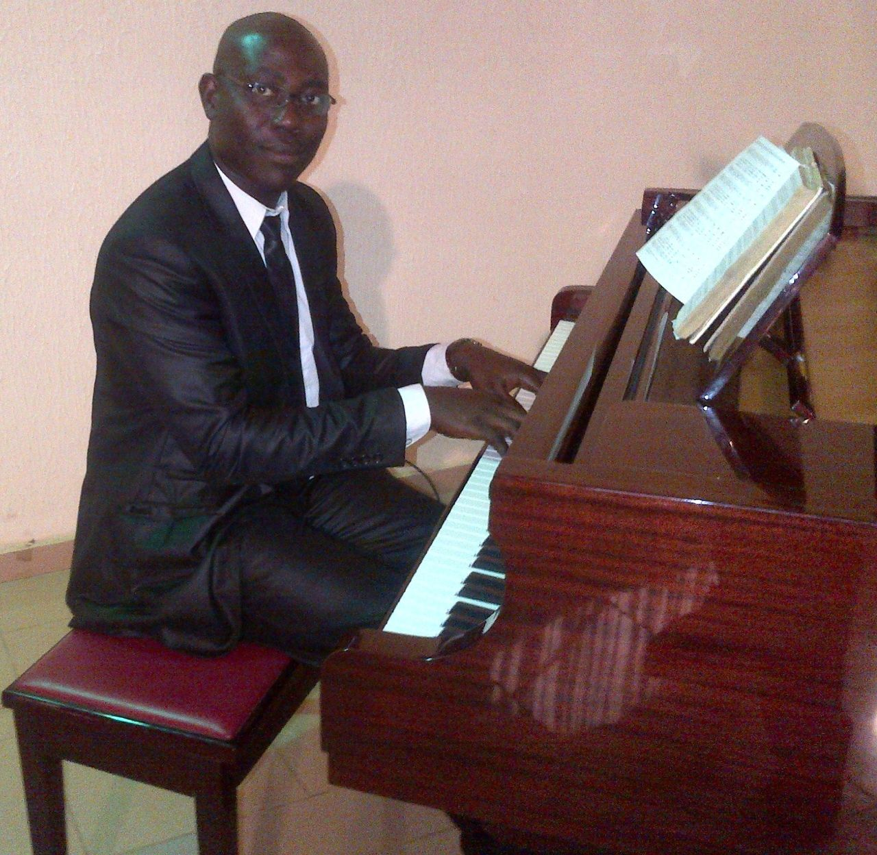 The Nigerian National Anthem Music Sheet Pdf Download Organ