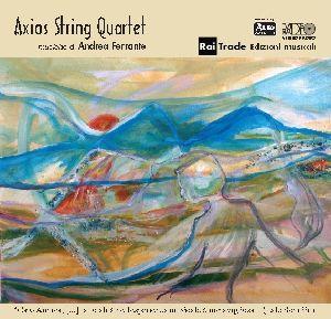 Andrea Ferrante - Axios String Quartet
