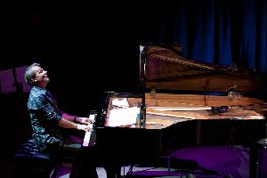 Piano solo à l'Hôtel de Paris de Saint-Tropez