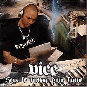 """l'Interlude sur l'album de rap """"Sous la Menace d'une Larme"""""""
