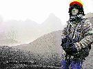 lades en montagne
