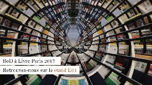 Dédicace au salon Livre Paris