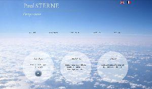 Site Officiel de Paul Sterne