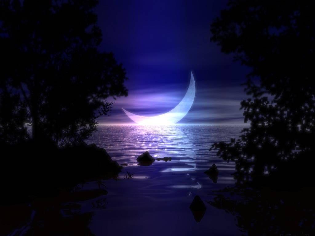 LACHAPELLE, CLAUDE: Croissant de lune