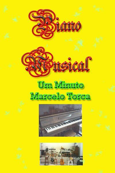 Torcato, Marcelo: Piano Musical Um Minuto