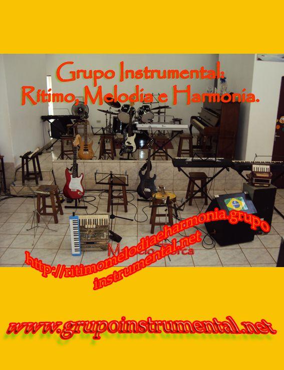 Torcato, Marcelo: Grupo Instrumental: Rítimo, Melodia e Harmonia