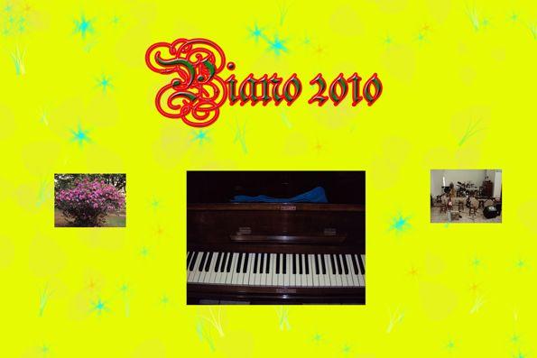 Torcato, Marcelo: Piano 2010